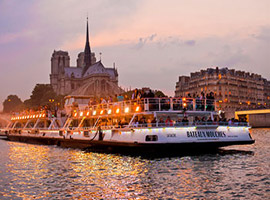 Offer a Paris Bus & Boat pass